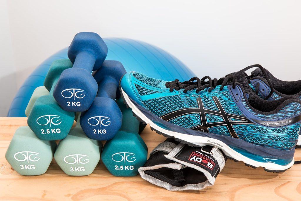 Exercício Físico - Aliviar Stress