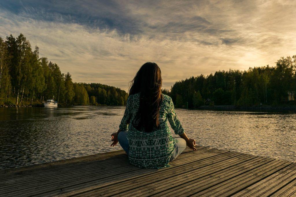 Meditação - Alivia o Stress