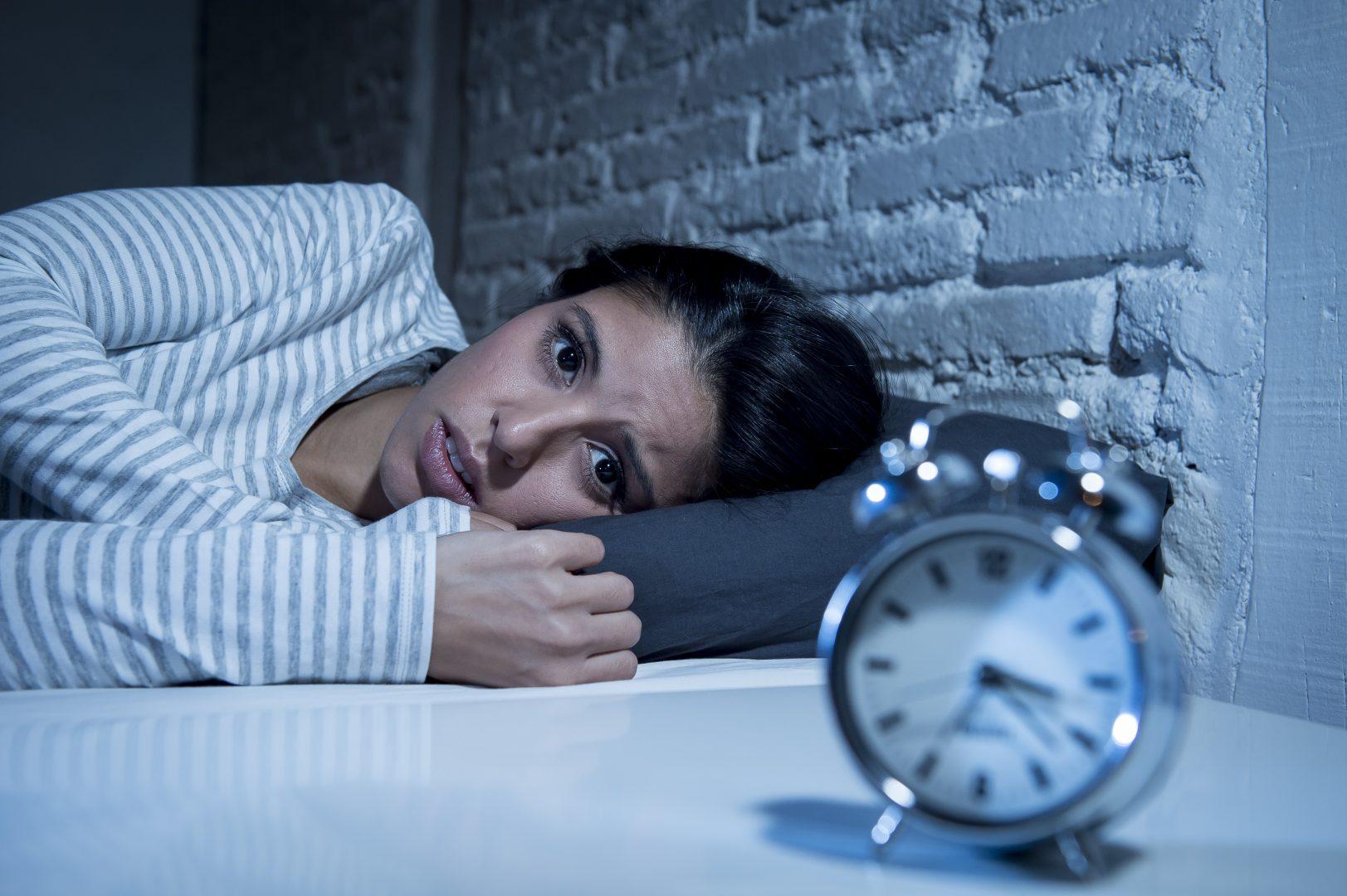 Problemas em Adormecer